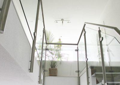 06 Treppengeländer Glas