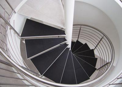 07 Treppengeländer Stahl