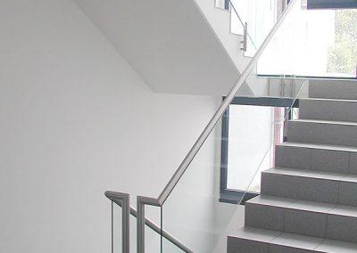 05 Treppengeländer Glas