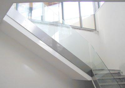 04 Treppengeländer Glas