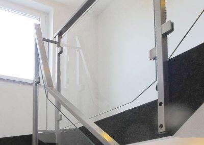 13 Treppengeländer Glas
