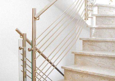09 Treppengeländer Stahl