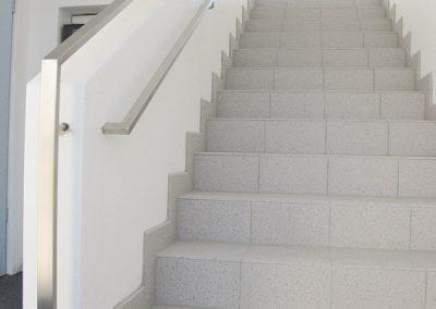 13 Treppengeländer Stahl